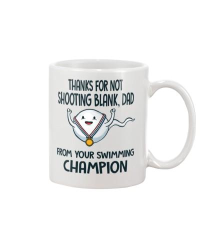 SHOOTING BLANK SWIMMING CHAMPION