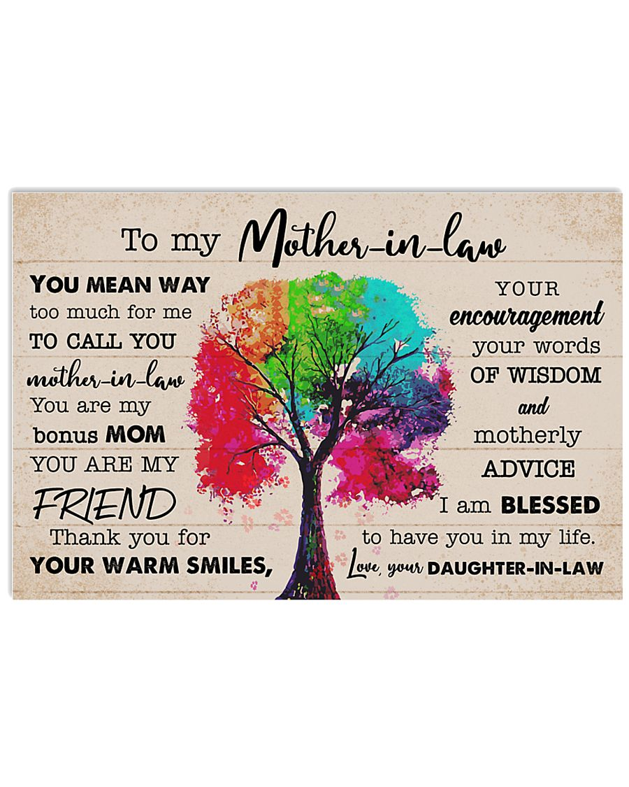 Thank you for your warm smiles 17x11 Poster