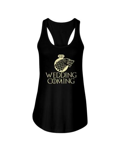 WEDDING IS COMING