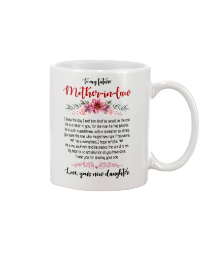 To my future MIL - From new daughter