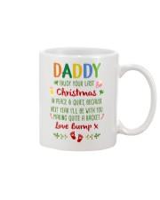 Making Quite Racket Mug Christmas Gift For Dad Mug front