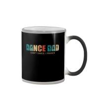 DANCE DAD - I don't dance Color Changing Mug tile