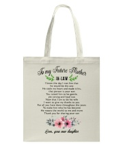 World's Best Mother-In-Law Mug  Tote Bag thumbnail
