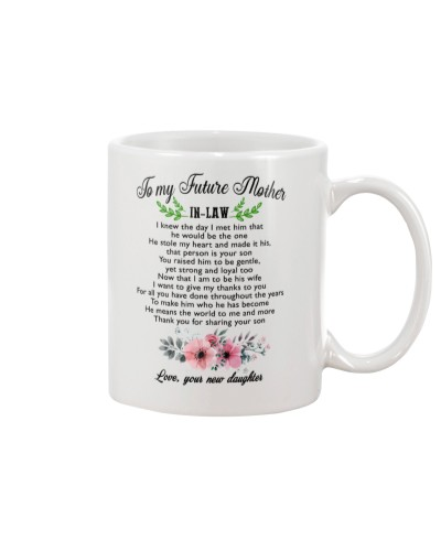 World's Best Mother-In-Law Mug