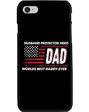 WORLD'S BEST DADDY EVER Phone Case tile