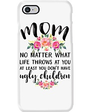 MOM'S GIFT FROM DAUGHTER Phone Case thumbnail