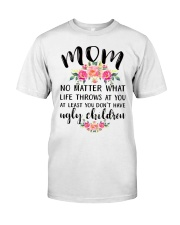 MOM'S GIFT FROM DAUGHTER Classic T-Shirt thumbnail
