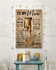MOM YOU ARE THE WORLD LION POSTER 16x24 Poster lifestyle-holiday-poster-3