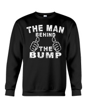 MAN BEHIND Crewneck Sweatshirt thumbnail