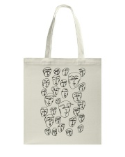 LIL UGLIES Tote Bag front