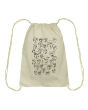 LIL UGLIES Drawstring Bag thumbnail