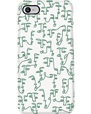 g r e e n Phone Case i-phone-7-case