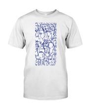 LIL UGLIES SPRING BLUE Classic T-Shirt thumbnail