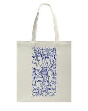 LIL UGLIES SPRING BLUE Tote Bag thumbnail